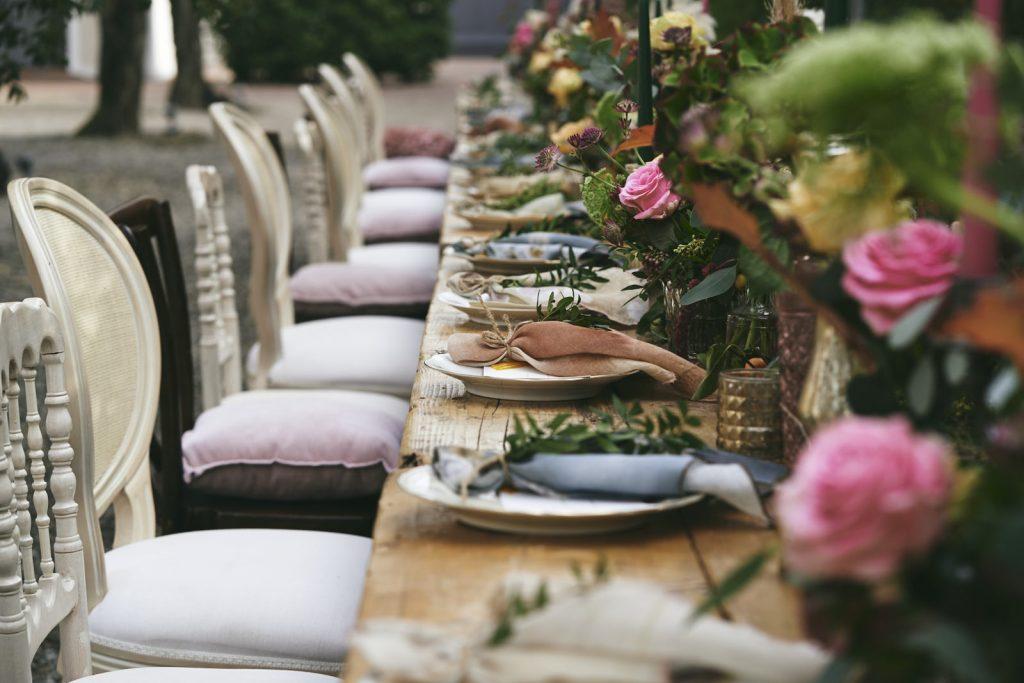 il galateo della tavola