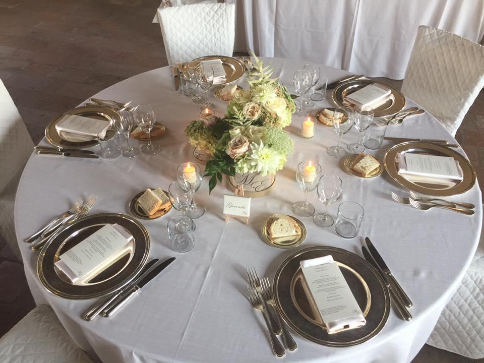 bon ton : il ricevimento di nozze